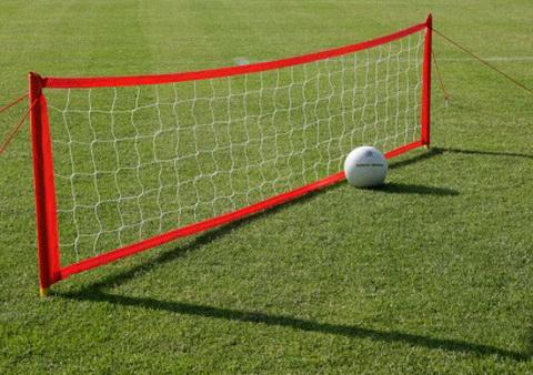 Soccer tennis rules
